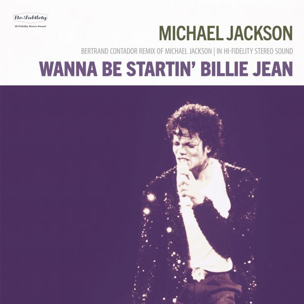 Michael Jackson - Wanna Be Startin' Billie Jean (Bertrand Contador Remix)