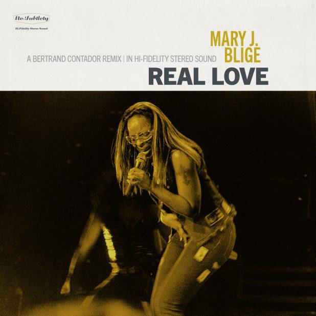 - Mary J Blige - Real Love (Bertrand Contador Remix)