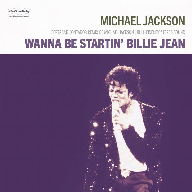 Michael Jackson - Wanna Be Startin' Billie Jean (Bertrand Contador Remix)