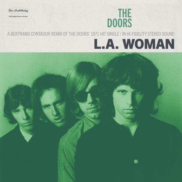 The Doors - LA Woman (Bertrand Contador Remix)
