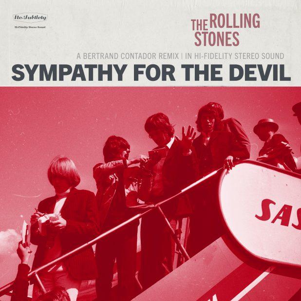 The Rolling Stones - Sympathy For The Devil (Bertrand Contador Remix)